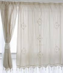 Lace Cafe Curtains Cafe Curtains For Bedroom Cafe Curtain Panels Interior Design