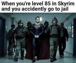 Elder Scrolls Memes - 20 rpg memes that will leave you feeling well rested dorkly post