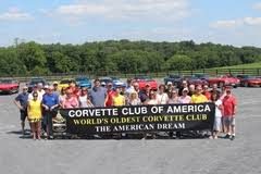 national council of corvette clubs corvette of america