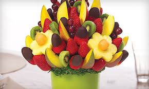 fruit flower arrangements half fruit bouquets at edible arrangements edible