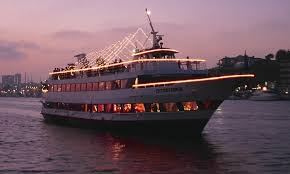 newport dinner cruise hornblower cruises events groupon