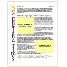100 printable newsletter templates free free word newsletter