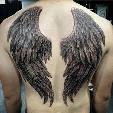 24 wings tattoos and their spiritual connection
