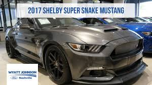 mustang shelby snake for sale 2017 shelby snake mustang for sale magnetic metallic