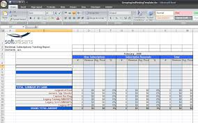 Create Excel Spreadsheet Grouping And Nesting Sle Excelwriter V8 Docs Officewriter Docs