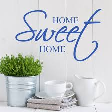 wall sticker quotes wall stickers home sweet home wall sticker