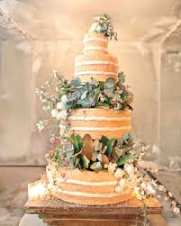 Wedding Cake Ideas Rustic 44 Cakes For Your Wedding Martha Stewart Weddings