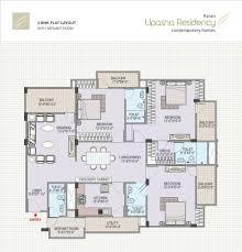 100 4 room flat floor plan floor plans for msu students