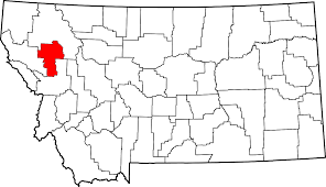 Maps Of Montana File Map Of Montana Highlighting Lake County Svg Wikimedia Commons