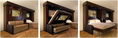 King Size Folding Bed Murphy Folding Bed Intended For Appealing Wall With Decor 19