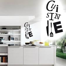 autocollant cuisine stickers autocollant cuisine pas cher s intégrera dans votre