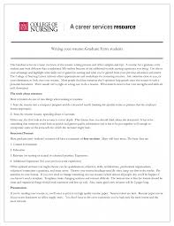 nursing resume sle graduate nursing resume toreto co new exles of sle for