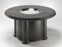 Stainless Steel Firepit The Outdoor Greatroom Company Grand Colonial