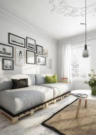 canapé avec palette les 5 idées les simples pour meubler votre salon en palette