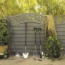 garden fencing trellis panels home decorating interior design