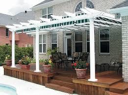 Roof Trellis Exterior Modern Design Of Pergola Roof Covering Style Custom
