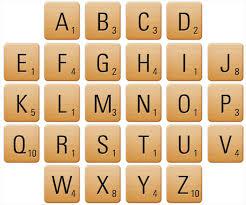ttlj scrabble i got my first seven letter word yesterday