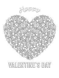 20 free printable valentines coloring pages page 9 of 20