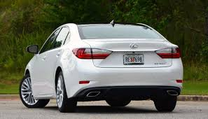 lexus es 350 hybrid review 2017 lexus es 350 test drive review autonation drive automotive