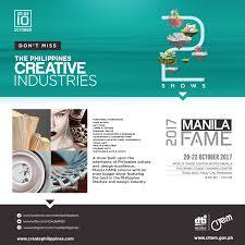 manila fame 20 22 october 2017 world trade center metro manila