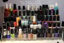 the polishaholic friday favorites 8 nail polish storage