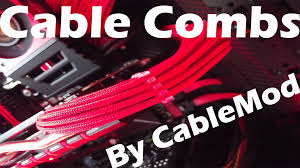 cable combs cable combs by cablemod review