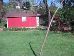 hammock stand no tree setup youtube