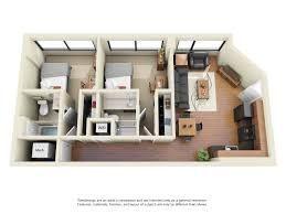 spaces 2 3 u0026 4 bedroom floor plans are available to rent at
