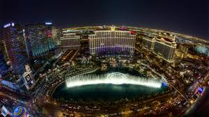bellagio is a luxury hotel and casino in las vegas in paradise
