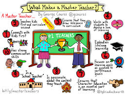 what makes a master teacher u2013 the principal of change