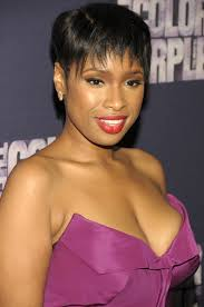 Jennifer Hudson Short Hairstyles The Big Chop