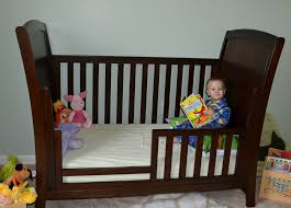 Transitioning Toddler From Crib To Bed by 5 Tips For A No Cry Toddler Bed Transition Thrifty Nifty Mommy