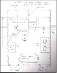 bathroom design layouts luxuriant standard bathroom layouts ideas inspiring small bathroom