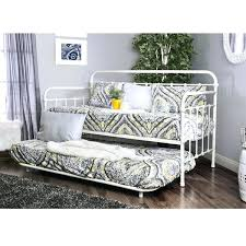 modern daybed with trundle u2013 equallegal co