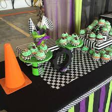 grave digger monster truck party supplies monster jam gravedigger birthday party ideas photo 4 of 10
