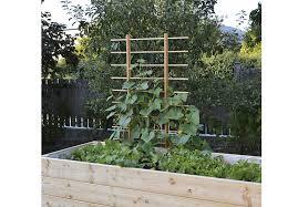 Wooden Trellis Panels 10 Easy Pieces Garden Trellis Panels Gardenista