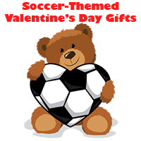 gift ideas for soccer fans soccer themed flower arrangements and gift ideas
