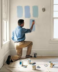 painting a floor painting a room step by step martha stewart