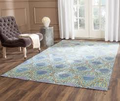 4 X 8 Area Rugs Mosaic Design Area Rug Valencia Collection Safavieh