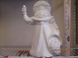 ready to paint ceramic bisque 15 renaissance santa