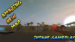 Roblox Maps Roblox Phantom Forces Brand New Dunes Map Youtube