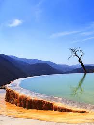 hierve el agua oaxaca mexico oaxaca mexico oaxaca and water
