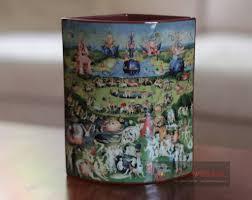 britto garden silhouette d u0027art john beswick museum vase hieronymus bosch