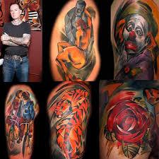 gambar tato kartun di lengan wujud 50 tato keren yang perlu kamu ketahui