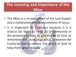 topics the meaning and importance of the sacraments of