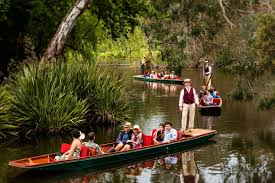 Royal Botanical Gardens Restaurant by Melbourne Highlights Day Tour With Punting At The Botanic Gardens