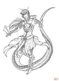 muu alexius in his djinn u0027s equip from manga