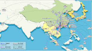 Macau China Map by Cam Operational Routes