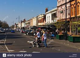 the melbourne suburb of williamstown exudes the charm of its