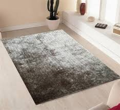 factory plus amore shag collection silver area rug
